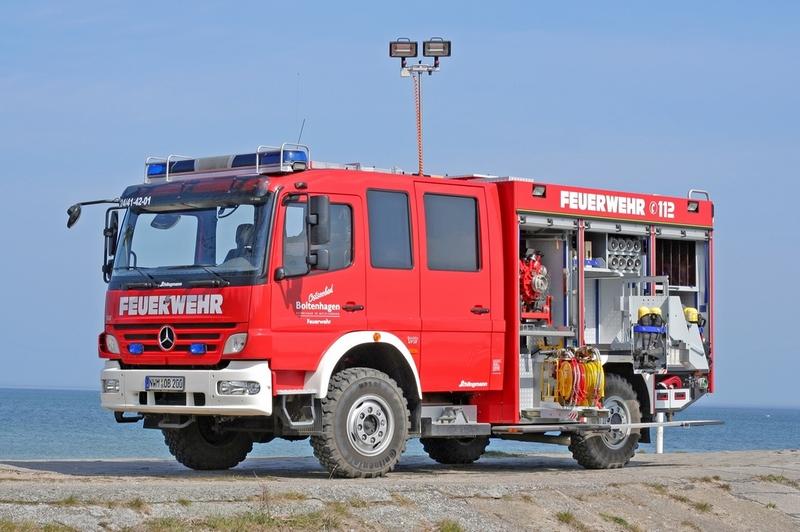 Löschgruppenfahrzeug 10-6